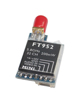 Click for the details of Super Light 5.8G 200mW  32Ch Transmitter (6.7g only, 2-7S input) FT952.