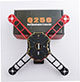 Click for the details of Totem Q250 Mini Quadcopter Frame Kit W/ Integrated PCB Wiring.