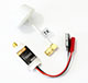 Click for the details of DALRC 5.8G 600mW 32Ch A/V Transmitting (TX) Module - White, 12V Output.