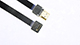 Click for the details of Super Soft Shielded HDMI to Mini HDMI Conversion Cable - Black, 15CM.