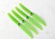 "Click for the details of GEMFAN 5030 / 5 x 3"" Fiberglass Nylon Propellers - Green (4pcs) ."