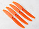 "Click for the details of GEMFAN 5030 / 5 x 3"" Fiberglass Nylon CR/ Counter Rotating Propellers - Orange  (4pcs) ."