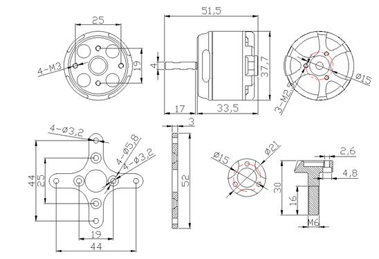 sunnysky x3114 1000kv outrunner brushless motor sunnysky rh himodel com
