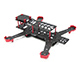 Click for the details of DL265 265mm Carbon Fiber 4-axis Quadcopter Frame Kit W/ Motor protection seat & Camera Adjustable Mount.