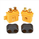 Click for the details of XT60-L Battery Connector, Male/Female W/ Locker (Pair).