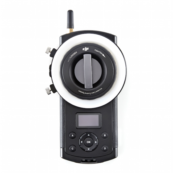 Click for the details of DJI Focus - Remote Controller.