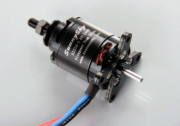 Click for the details of SUNNYSKY X2216  1100KV Outrunner Brushless Motor .