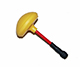 Click for the details of MOY 5.8G Mushroom Universal Antenna  (compatible with both RX and TX) RP-SMA, plug - Yellow.
