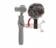 Click for the details of DJI 360° Mic Mount + Rode Videomicro for Osmo Part 45.