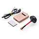 Click for the details of FPV 5.8G 40CH Wireless Receiver VMR40 (Support OTG Connection to Smartphone, Tablet).