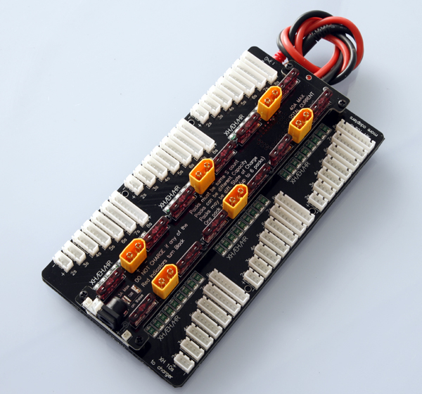 2-8S Parallel Balanced Charging Board XT60