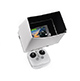 Click for the details of DJI Transmitter Ipad Mini Full-enclosure Sunlight Hood (for DJI Phantom/ Inspire transmitters).