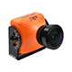 Click for the details of RunCam EAGLE 800TVL FOV 140 Wide Angle 5-17V Input FPV Camera - Orange.