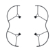 Click for the details of DJI Propeller Protection Ring Set for DJI Mavic Part 32.
