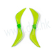Click for the details of DYS  XT7543 Propeller Set (1CW/ 1CCW) - Green.