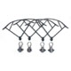 Click for the details of Propeller Guard for DJI Mavic  - Grey.