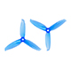 Click for the details of GEMFAN PC 5042  CW/ CCW Tri-blade Propeller Set - Blue  (2CW/2CCW) .