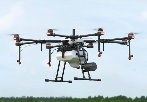 DJI Agras MG-1P Agriculture Spraying Drone | China Edition | DJI