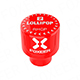 Click for the details of Foxeer 5.8G 2.5db Stubby Lollipop Short Antenna PA1416 SMA, plug - RHCP, Red.