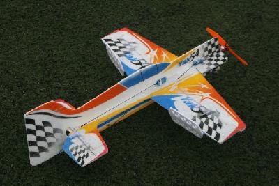 Techone Epp Mini Yak54 Micro 3d Electric Airpalne Kit Tech One