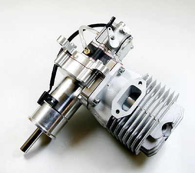 on 2 Stroke Engine Carburetor