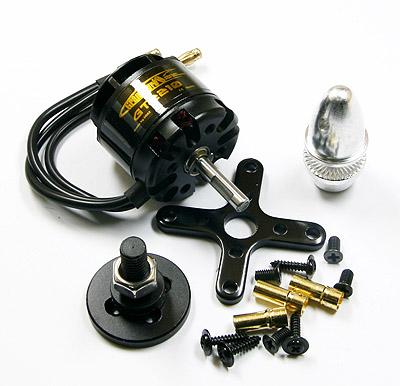 Emax gt series 1780kv outrunner brushless motors type for Are brushless motors better
