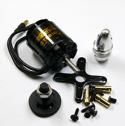 Emax gt series 1100kv outrunner brushless motors type for Are brushless motors better