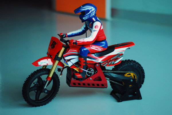 Super Rider Sr4 1 4 Scale Rc Bike Skyrc