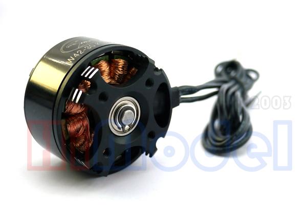 Hl W42 30 400kv Outrunner Brushless Motor Supports 6s 2