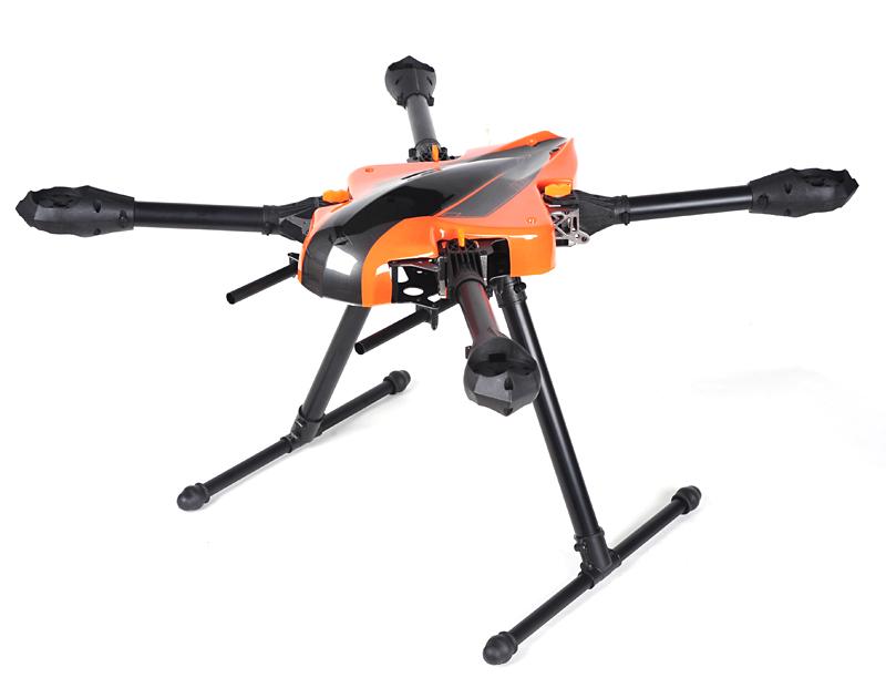 test prop quad injection
