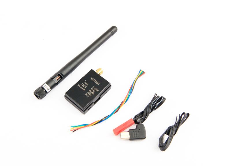 32ch 5 8g 500mw mini transmitter ts58500