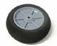 Click for the details of 60 (Dia) H18.5mm Sponge Wheels.
