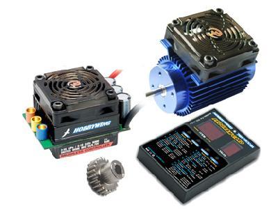 Ezrun 150a Brushless Esc 3674sl 2350kv Motor Pro