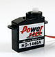 Click for the details of PowerHD 4.4g/0.6kg/ .10sec High Performance Micro Servo HD-1440A.