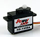 Click for the details of PowerHD 5.5g/0.9kg/ .10sec High Performance Micro Servo HD-1550A.