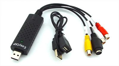 EASYCAP USB 2.0 VIDEO CAPTURE CONTROLLER DRIVER FOR MAC