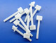 Click for the details of L50xD6 mm Hand Driven Plastic Screws (10pcs).