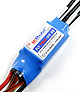 Click for the details of HiModel ICE 150A 2-6S Water-cooled Brushless Navy ESC ICE-150A.
