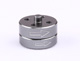 Click for the details of CNC Quick Release Prop Adaptor - Counter Rotating, Silver.