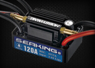 Click for the details of  Hobbywing Seaking 120A Waterproof Brushless ESC for Boats  SeaKing-120A-V3.