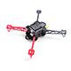 Click for the details of HMF F250 Super Light Foldable Quadcopter Frame Kit.