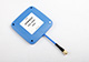 Click for the details of AOMWAY 5.8G 14 dbi Omnidirectional Plate Antenna - Blue (SMA, plug).