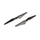 Click for the details of 9.4x 5 inch  Carbon Fiber Upgrading Propeller Set (one CW, one CCW) for DJI Phantom 4.