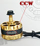 Click for the details of STARPOWER R2204 2460KV Racing Multicopter Outrunner Brushless Motor - CCW.