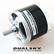 Click for the details of DUALSKY XM6350EA-12 280KV Outrunner Brushless Motor for Airplane.