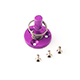 Click for the details of Happymodel SE2306M Fast-remove Propeller Base (suit for SE2306 motors).