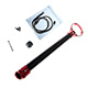 Click for the details of DJI S1000+ Part 38 - Arm Assembly (Red, CCW).