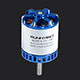 Click for the details of SUNNYSKY  X2220-III 1400KV Outrunner Brushless Motor V3.