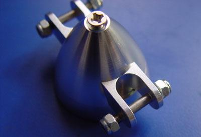 D33xh30mm 3 17mm Shaft Aluminum Folding Prop Spinner