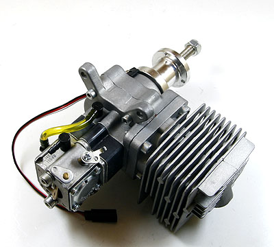 on 4 Cycle Rc Engines